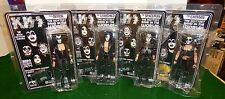 KISS 12 inch 4 action figure toy collectible doll set NIB MOC Gene Simmons