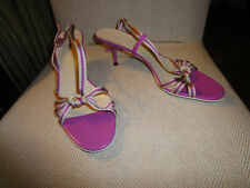 Chaussures sandales GUCCI neuves roses 40 C