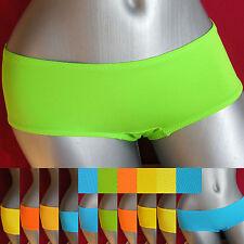 Damen Panty Slips in sommerlich frohen Farben - versch. Größen/Farben