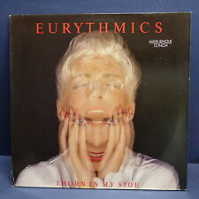 """MAXI 12"""" EURYTHMICS Thorn in my side PT 40900"""