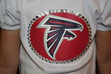 Atlanta Falcons tutu set Custom boutique size 2T pageant shirt hairbow