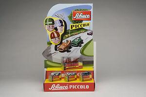 Schuco Piccolo Special POS Display Set + 4 Cars / #SHU05131