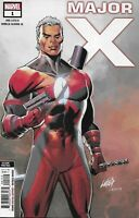 Major X Comic Issue 1 Modern Age Second Print 2019 Rob Liefeld Portacio Fajardo