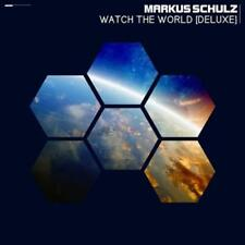 MARKUS SCHULZ - WATCH THE WORLD [DELUXE EDITION] * NEW CD