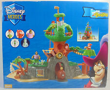 DISNEY 2003 PETER PAN PIRATES TREE HOUSE ISLAND FAMOSA SPAIN EUROPEAN MISB RARE