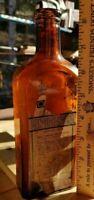 Watkins Gen-De-Can-Dra Tonic Bitters Original Label