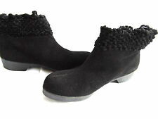 Clarks Faux Suede Ankle Boots for Women