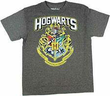 Harry Potter Hogwarts Crest Boy/'s Raglan 3//4 Sleeve T-Shirt Sizes 5-14 Years