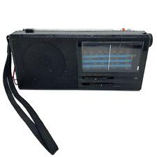 Vintage Sangean 9 Band World Receiver SG-792 Radio AM MW Direct Key Shortwave