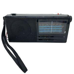 Vintage Radio Sangean 9 Band World Receiver SG-792 AM MW Shortwave Direct Key