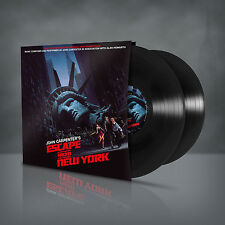 Escape From New York 2 Disc Vinyl - John Carpenter