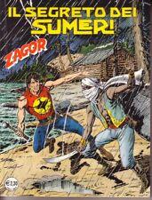 Zagor Zenith 520 - Il segreto dei Sumeri - Ed. Bonelli