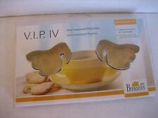 RBV Birkmann V.I.P IV 2 Metal Pastry/Cookie Cutters Very Important Pastries NWNP