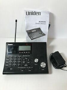 Uniden Bearcat BC345CRS 500-Channel Desktop Police-Fire-EMS Scanner Weather NOAA