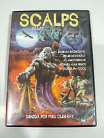 Scalps Fred Olen Ray Barbara Magnusson - DVD Regione All Spagnolo Inglese