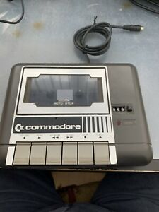 Commodore 16 C16 / Plus 4 Datassette Model 1531 Tested Working