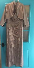 Adrianna Papell Mother of the Bride/Formal Dress Size 16 Retail $280 NEW