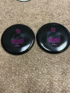 2-New Kastaplast REKO k1 line Putt & Approach Black with Purple Foil 174g