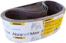 Mirka ABRANET® MAX 75x610mm abrasive sanding belts