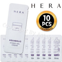 HERA Aquabolic Hydro-Gel Cream 1ml x 10pcs (10ml) Sample Waterin Gel 2017 New