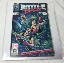 Rocky Davies Battle Bros Bam Box Rare SIGNED Autograph Limited Edition Print