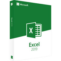 Microsoft Excel 2019 - ESD Download