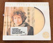 Bob Dylan Blonde On Blonde 24 Kt Gold Audiophile CD Brand New Factory Sealed!