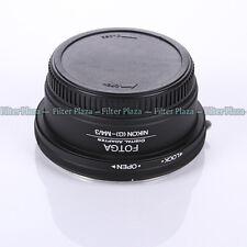 FOTGA Nikon G AI AF-S Objektiv lens an Olympus Panasonic Micro 4/3 m4/3 Adapter