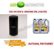 PETROL OIL FILTER + LL 5W30 ENGINE OIL FOR JAGUAR S-TYPE 2.5 200 BHP 2001-08