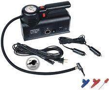 QTY:2  Kensun YS-205 Home 110V DC 12V Car Portable Air Compressor Tire Inflator