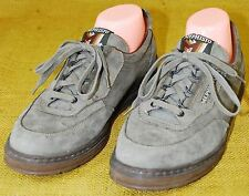 MEPHISTO 'Match' Nubuck Leather Lace-Up Oxfords Walking Shoes Size US 11 EUR 8.5
