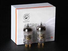 1 Matched Pair PSVANE 12AX7-T Mark II Premium Grade Vacuum Tubes ECC83