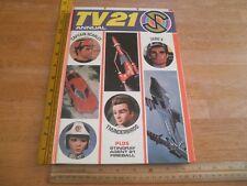 TV 21 Thunderbirds 1968 British Annual hardcover Gerry Anderson Stingray Zero X