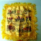 Vintage Richmond California State Souvenir Pillow Cover