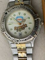 Peters Ice Cream Wristwatch Rare Promotional Peters Drumstick Royale Advertising
