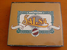 SALSA LA MUSICA QUE SE FUMA - VARIOUS ARTISTS CD 1994 3 Discs IN GREAT CONDITION