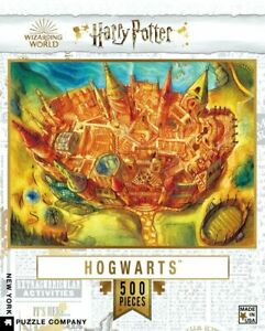 Harry Potter Hogwarts 500 Piece Puzzle 457mm x 610mm (nyp)