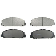 Disc Brake Pad Set-GAS Front Wagner SX827