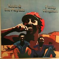 TOOTS   &    THE  MAYTALS        LP    FUNKY   KINGSTON
