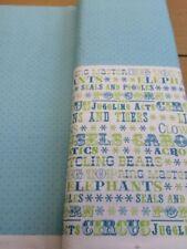 Tessuti e stoffe blu Benartex per hobby creativi 100% Cotone