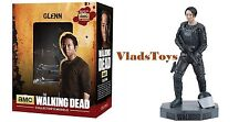 Eaglemoss AMC The Walking Dead Collection With Booklet Glenn Rhee issue 7