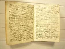 DICTIONNAIRE DE POCHE FRANCOIS HOLLANDOIS EMPLOYES CIVILS ET MILITAIRES 1813