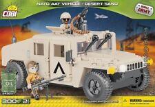 COBI NATO AAT Vehicle Desert Sand / 24303 / 300 blocks car auto Small Army