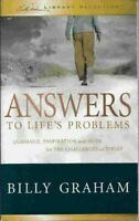 Answers to Life's Problems ~ by graham-billy Jan 1, 2003