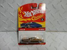 Hot Wheels Classics Series 3 #4 Gold '58 Chevy Impala