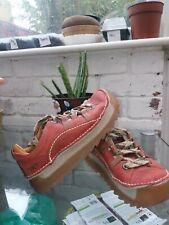 Women's The Art Company UK Size 4 EU Size 37 Red Shoes