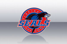 Florida Seals SPHL Hockey Embroidered T-Shirt S-6XL, LT-4XLT New