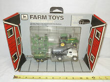 John Deere Fertilizer Barn Box Set  By Ertl   1/64th Scale