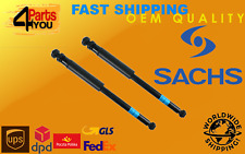 SACHS 2x  REAR Shock Absorbers DAMPERS  HONDA CIVIC TYPE R TYPE-R FN 2006-