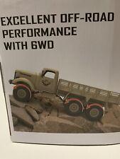 High Speed RC Truck Hobby Radio Controls Shock Resistant Trucks New